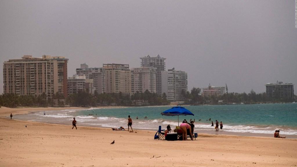 Enojo por reporte de que Trump habló de vender Puerto Rico