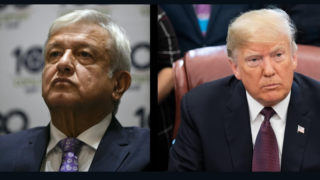 AMLO y Trump se reunirán el 8 y 9 de julio