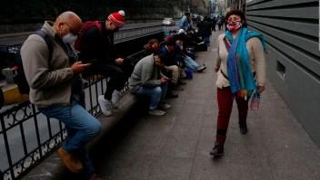 Preocupan las altas cifras de desempleo en Chile