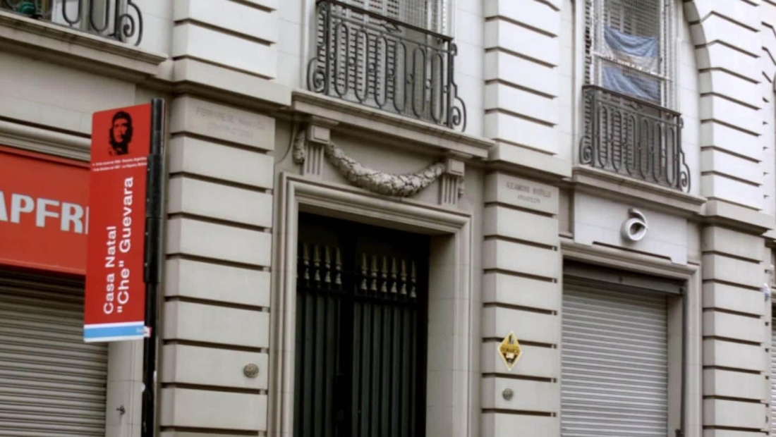"""Venden la casa del """"Che"""" Guevara, ¿te sobran US $450.000?"""
