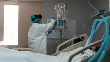 coronavirus - Estados Unidos - hospitales