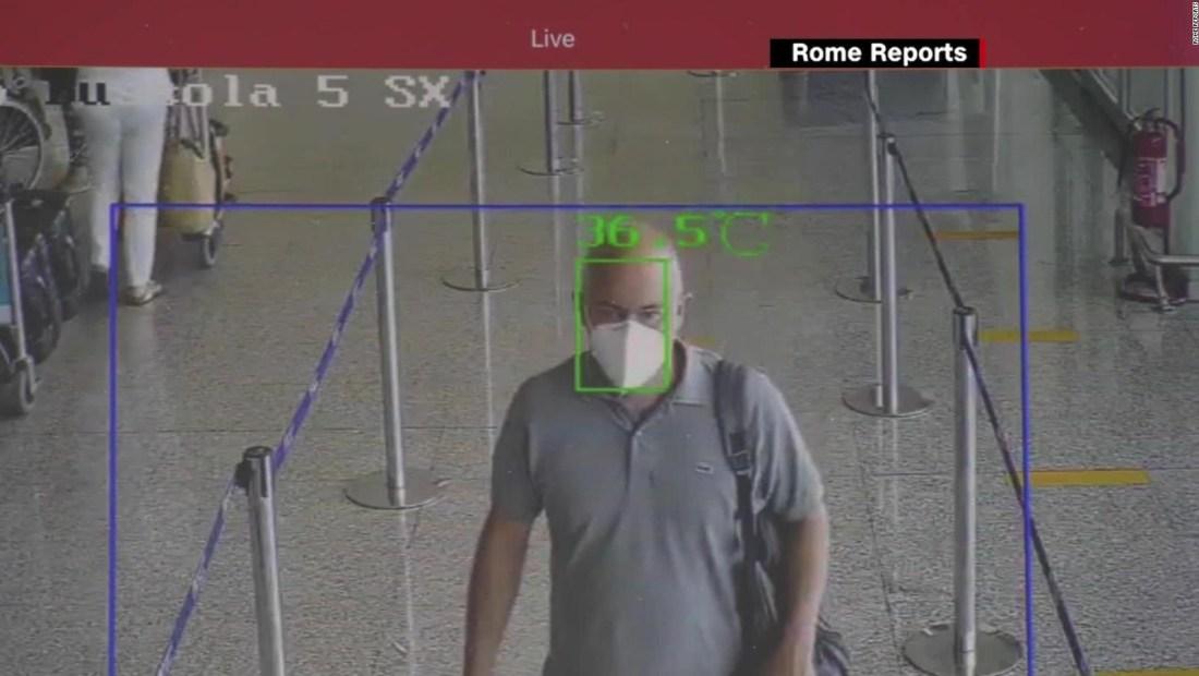 Italia abre fronteras con fuertes restricciones por covid-19