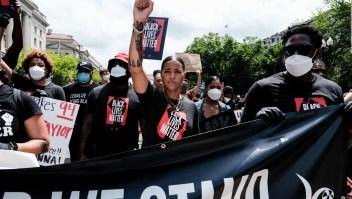 """atleta de la WNBA: """"El derribo de estatuas de esclavistas son migajas"""""""