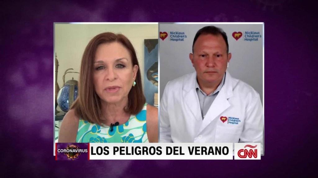 ¿Aumentará el riesgo de coronavirus en los niños?