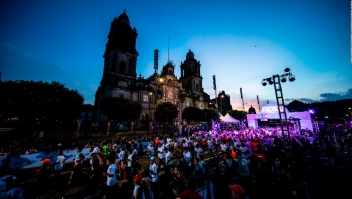 México suspende 3 eventos deportivos por covid-19