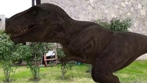Viral: Google te permite tener un dinosaurio en tu casa