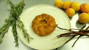 Elena Reygadas y su receta de temporada: tarta de durazno