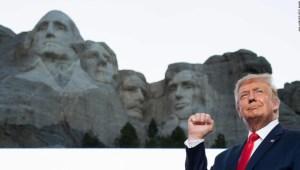 Donald Trump - Monte Rushmore