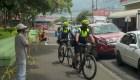 Oleada de casos de covid-19 en Costa Rica
