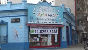 Juguetería argentina lucha por sobrevivir a la crisis de la pandemia
