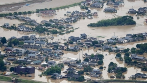 Lluvias obligan a evacuar a 270.000 personas en Japón