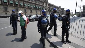 Las nuevas medidas en Ciudad de México por el covid-19