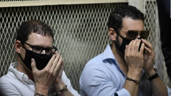 Detienen a dos hijos de Martinelli en Guatemala