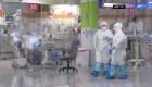 Hospitales en EE.UU. están por llegar al tope por el covid-19