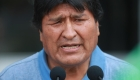 ¿Puede Evo Morales quedar detenido?