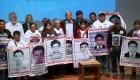 Caso Ayotzinapa: identifican restos de un estudiante
