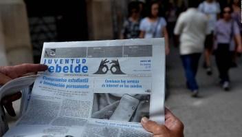 Los riesgos del ejercicio de periodismo independiente en Cuba