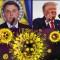 Bolsonaro y Trump, un recuento de controversias sobre el covid-19
