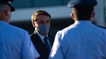 Facebook elimina cuentas falsas ligadas a Bolsonaro