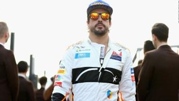 Una leyenda regresa a la Fórmula 1