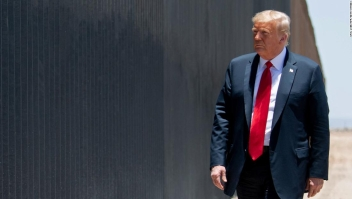 inmigración EE.UU. - Donald Trump