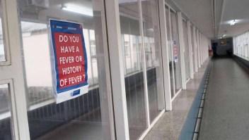 OMS: más muertes por covid-19 que por ébola en África