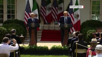 Rozental: Trump usará el DACA y el muro en su reelección