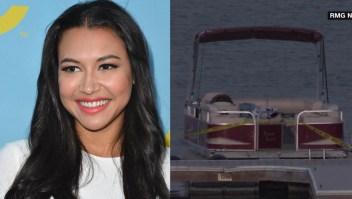 Buscan a Naya Rivera en lago de California