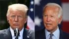 Biden sigue liderando las encuestas frente a Trump