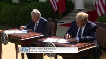 Embajadora de México en EE.UU. dice que AMLO valoró a los mexicanos ante Trump