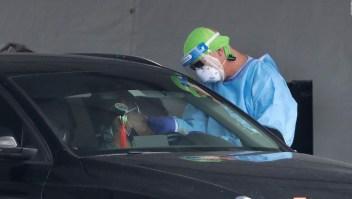 Aumenta 129% el uso de respiradores en Miami-Dade