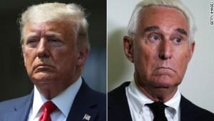 Trump baraja indultar a su amigo Roger Stone