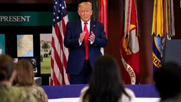 La razón por la que Trump no usa mascarilla