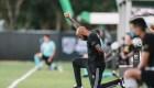 El gesto de Thierry Henry en contra del racismo
