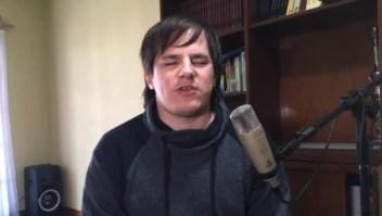 El testimonio de Nahuel Pennisi, el guitarrista argentino ciego