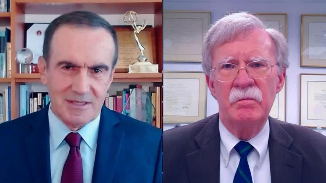 Oppenheimer: Bolton tendría razón en cuestionar lo que Trump dice de Maduro