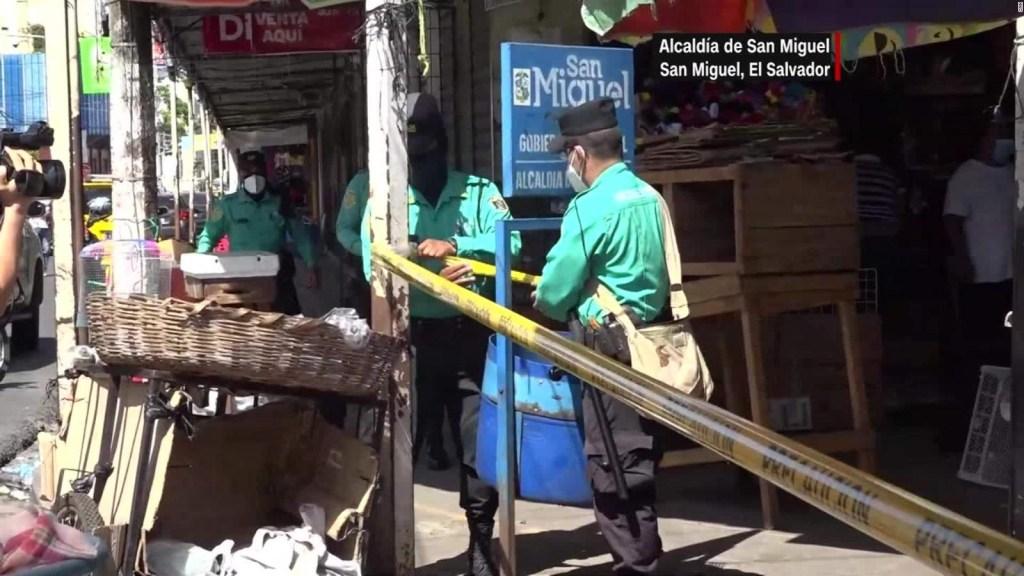 Medidas locales en El Salvador buscan frenar el contagio del virus