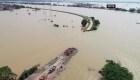 Inundaciones en China afecta a 37 millones de personas
