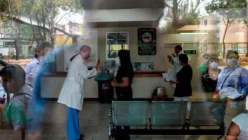 México registra más de 35.000 muertes por coronavirus