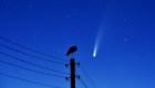 Las imágenes del primer cometa visible de 2020