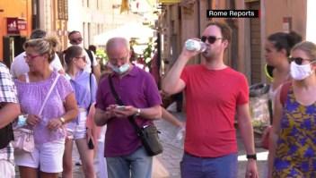Temen regreso de la pesadilla del coronavirus a Italia