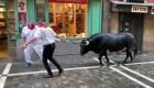 """España: culminan los """"noSanfermines"""" 2020"""