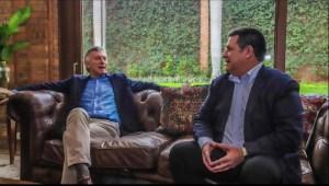 Visita de Mauricio Macri causa revuelo en Paraguay