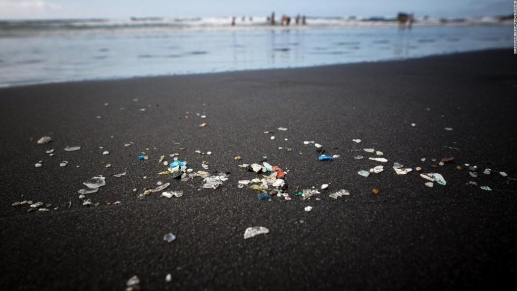 Microplásticos llegan al Ártico por aire