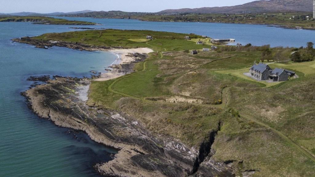 ¿Comprarías esta isla después de solo verla en video?
