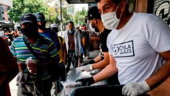 Así sobreviven personas en situación de calle a la pandemia