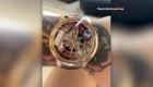 Conor McGregor y su reloj que valdría más de US$ medio millón