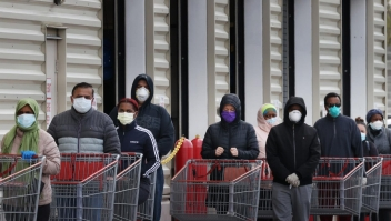 """Experto: Covid-19 es una """"pandemia de proporciones históricas"""""""