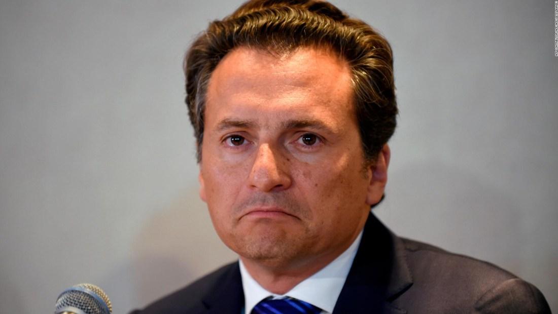 Emilio Lozoya llega a México para enfrentar la justicia