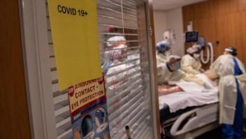 Datos del covid-19 ya no irán a los CDC, según el NYT